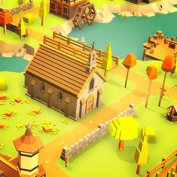 دانلود Pocket Build 1.9.23 بازی جدید و سه بعدی شهرسازی اندروید