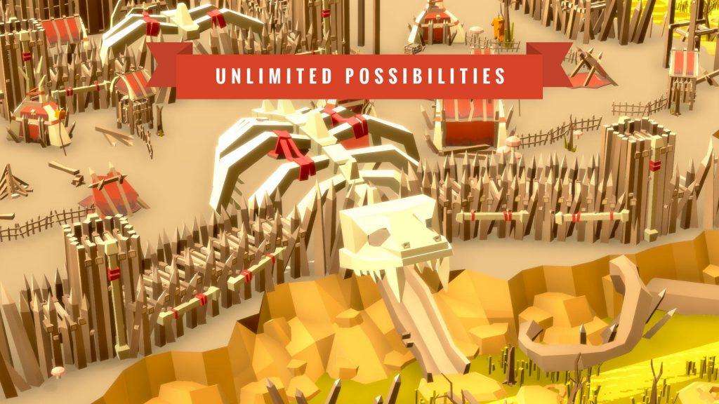 دانلود Pocket Build 3.50 بازی جدید و سه بعدی شهرسازی اندروید