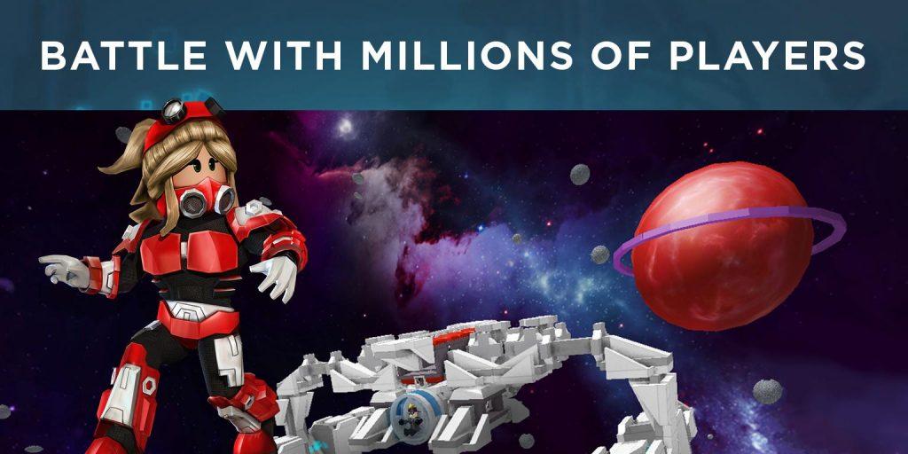 دانلود ROBLOX 2.467.418182 روبلکس، مجموعه بازی های آنلاین اندروید