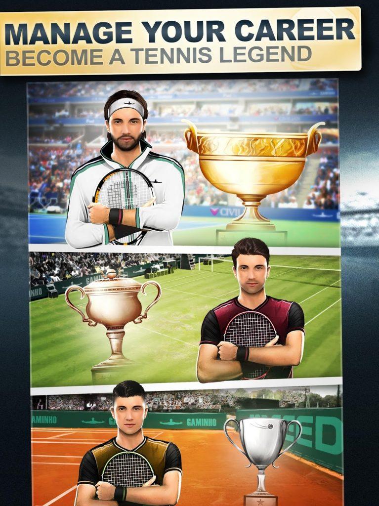 دانلود TOP SEED Tennis: Sports Management 2.49.1 – بازی ورزش تنیس اندروید