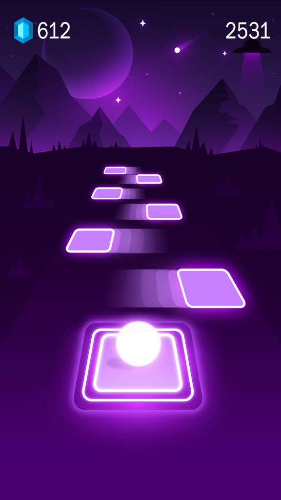 دانلود Beat Hopper: Ball Bouncing Music Game 3.4.7   بازی حرکت توپ اندروید