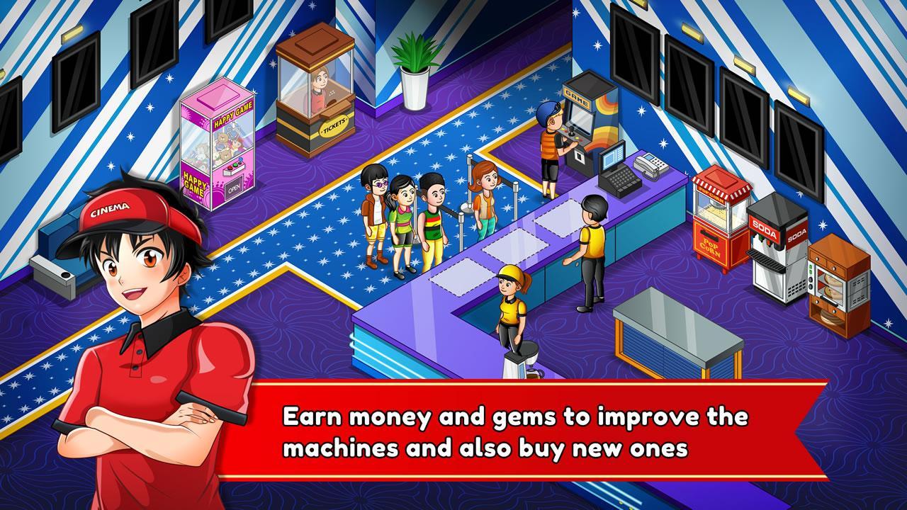 دانلود Cinema Panic 2: Cooking Quest 2.11.20a – بازی رستوران داری جالب اندروید