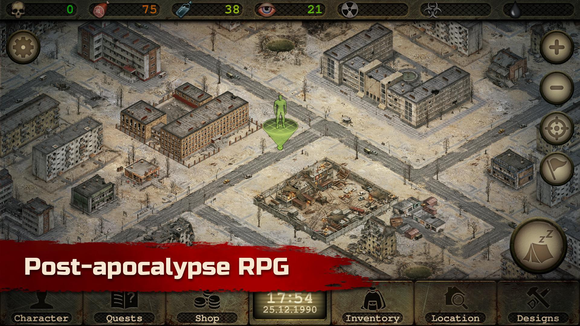 دانلود Day R Survival Premium 1.693 – بازی نقش آفرینی روز بقا اندروید