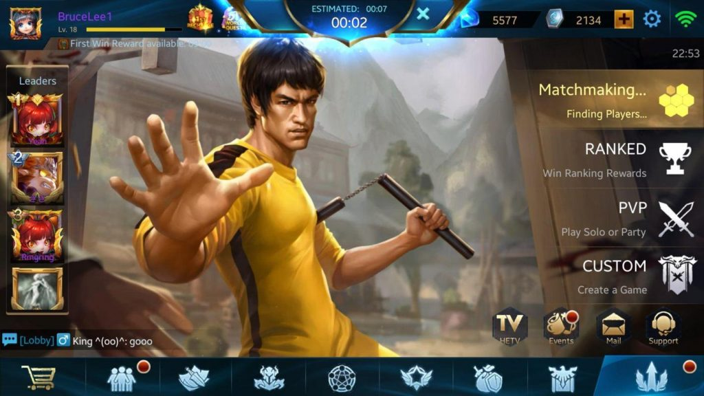 دانلود Heroes Evolved 2.2.1.5 - بازی استراتژیک قهرمانان تکامل یافته اندروید