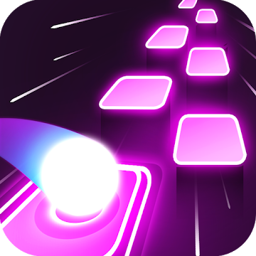 دانلود Beat Hopper: Ball Bouncing Music Game 3.1.3   بازی حرکت توپ اندروید