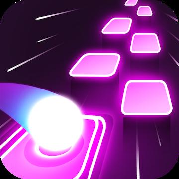دانلود Beat Hopper: Ball Bouncing Music Game 2.9.2h   بازی حرکت توپ اندروید