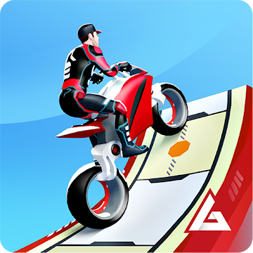 دانلود ۱٫۹٫۹ Gravity Rider Space Bike Racing – بازی موتور سواری اندروید