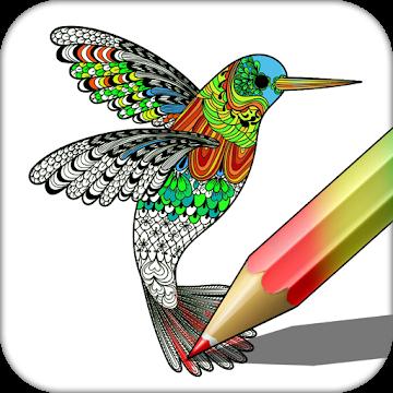 دانلود Coloring 2.0.56 – برنامه سرگرم کننده ی رنگ آمیزی تصاویر اندروید