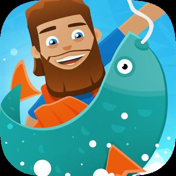 دانلود Hooked Inc: Fisher Tycoon 2.19.3 – بازی جالب ماهیگیر پولدار اندروید