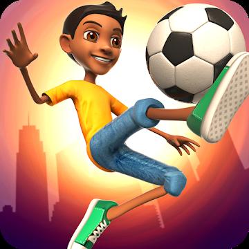 دانلود بازی Kickerinho World 1.9.5 جذاب روپایی زدن به توپ اندروید+مود