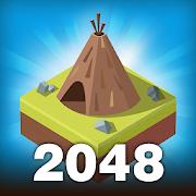 دانلود Age of 2048: Civilization City Building Games 1.5.4 – بازی پازل عصر ۲۰۴۸ اندروید + مود