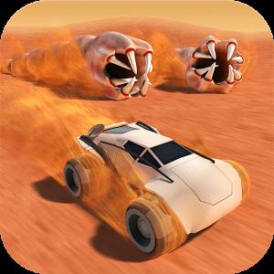 دانلود Desert Worms 1.64 – بازی مسابقه ای کرمهای کویر برای اندروید