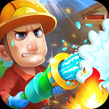 دانلود ۱٫۷٫۳۱۸۹ Fireman – بازی هیجان انگیز آتش نشان اندروید