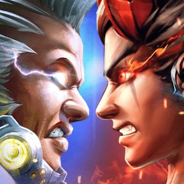 دانلود Final Fighter 0.32.5 بازی اکشن آخرین مبارز اندروید