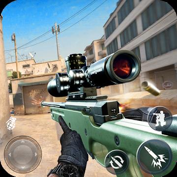دانلود Scum Killing: Target Siege Shooting Game 1.1.2 – بازی تک تیراندازی برای اندروید