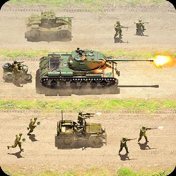 دانلود Trench Assault 3.7.6 بازی جنگی و استراتژیک آنلاین اندروید