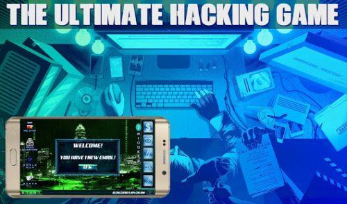 دانلود The Lonely Hacker 11.4 - بازی شبیه ساز جالب هکر تنها برای اندروید