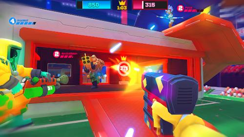 دانلود FRAG Pro Shooter 1.8.5 - بازی اکشن تیراندازی برای اندروید