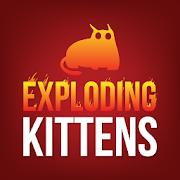 دانلود Exploding Kittens – Official 4.0.0 – بازی رومیزی انفجار بچه گربه ها اندروید