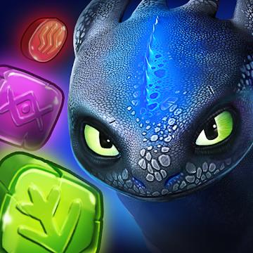 دانلود ۱٫۱۵٫۴ Dragons: Titan Uprising – بازی پازلی اژدهایان اندروید