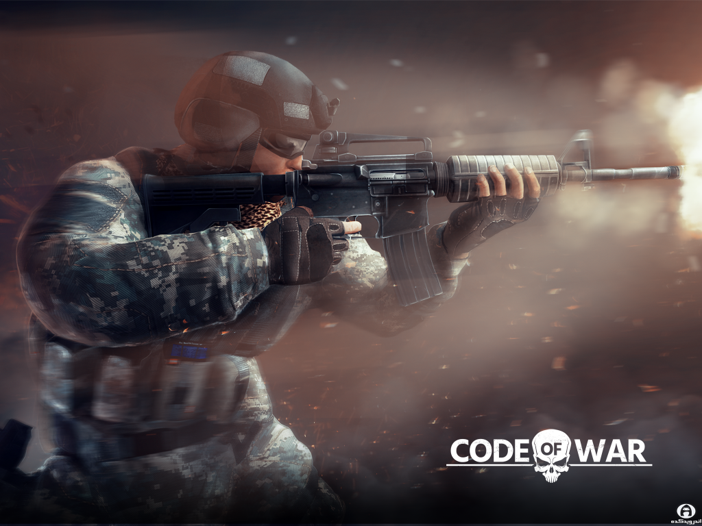 دانلود Code of War: Shooter Online 3.17.0 – بازی اکشن آنلاین سه بعدی اندروید