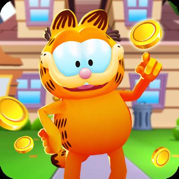 دانلود ۳٫۱٫۲ Garfield Run – بازی دوندگی گارفیلد برای اندروید