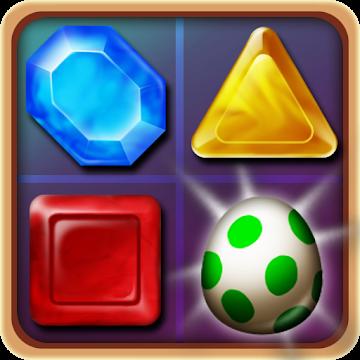 دانلود Dragon Gem 1.12.33 – بازی جورچین جواهرات اژدها اندروید