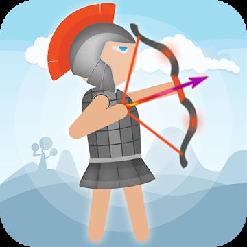 دانلود High Archer – Archery Game 1.5.2 – بازی اکشن پرتاب تیر اندروید