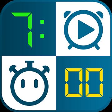 دانلود برنامه Multi Timer StopWatch Premium v2.5.0 تایمر چند زمانه برای اندروید