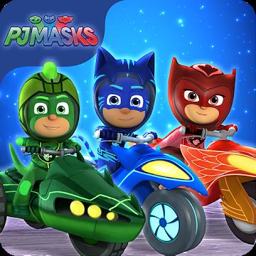 دانلود PJ Masks: Racing Heroes 2.3.0 – بازی قهرمانان اتومبیل رانی اندروید
