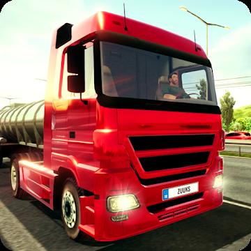 دانلود Truck Simulator 2018 : Europe 1.2.6 – بازی رانندگی با کامیون ۲۰۱۸ اندروید