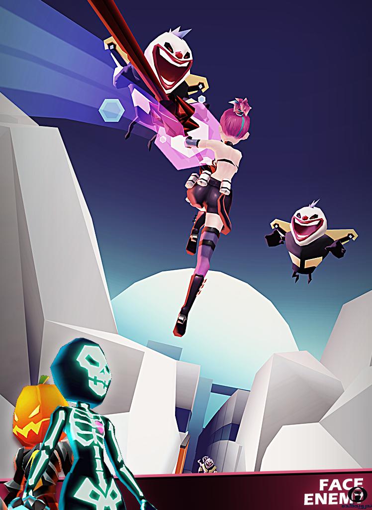 دانلود Slash&Girl 1.66.5052 – بازی اکشن جالب برای اندروید