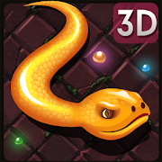دانلود ۳D Snake . io 3.7 – بازی مار سه بعدی برای اندروید