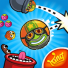 دانلود بازی پرتاب گلابی Papa Pear Saga v1.102.1 اندروید – همراه نسخه مود + تریلر
