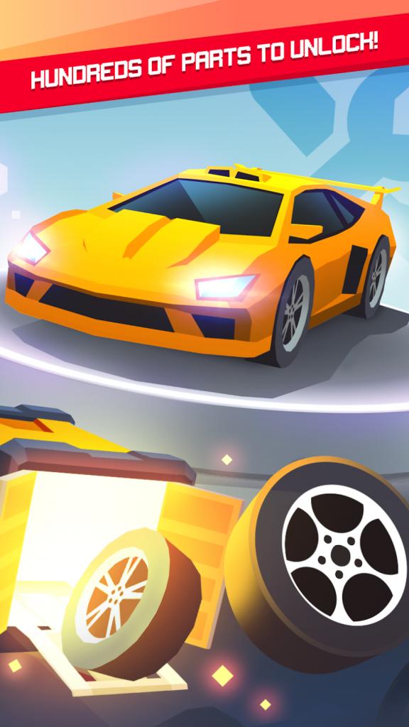 دانلود Drift It 1.8 – بازی رانندگی بدون دیتای اندروید