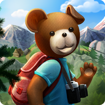 دانلود Teddy Floppy Ear: Mt Adventure 1.6 – بازی جالب تدی پاندا اندروید