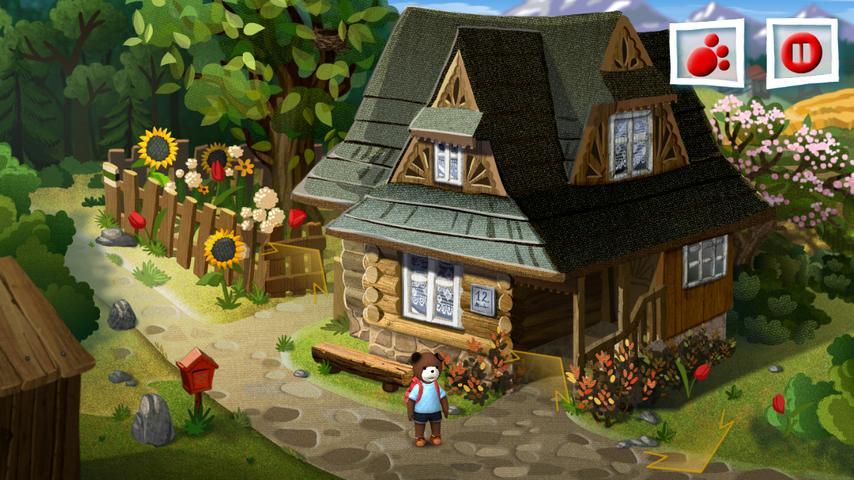 دانلود Teddy Floppy Ear: Mt Adventure 1.6 - بازی جالب تدی پاندا اندروید