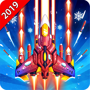 دانلود Space X: Sky Wars of Air Force 8.5 – بازی جنگ نیروی هوایی اندروید