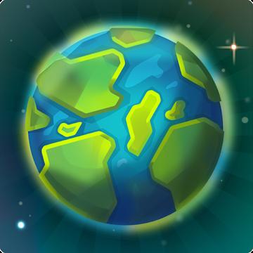 دانلود بازی Idle Planet Miner v1.5.6 شبیه ساز معدنچی اندروید+مود