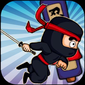 دانلود ۱٫۴٫۲ Ninja Dash – بازی اکشن نینجای جنگجو اندروید