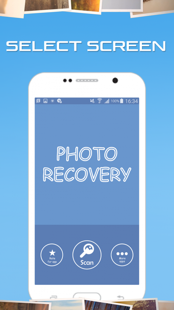 دانلود Photo Recovery – Restore Image 2.6 – برنامه ریکاوری عکس های حذف شده اندروید