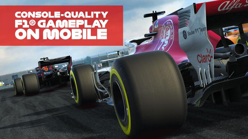 دانلود F1 Mobile Racing 1.3.9 – بازی مسابقات فرمول یک اندروید