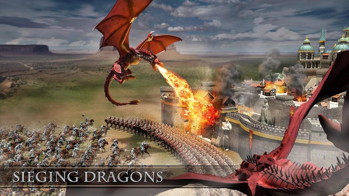 دانلود Rise of Empire 1.250.204 - بازی استراتژیکی ظهور امپراتوری اندروید