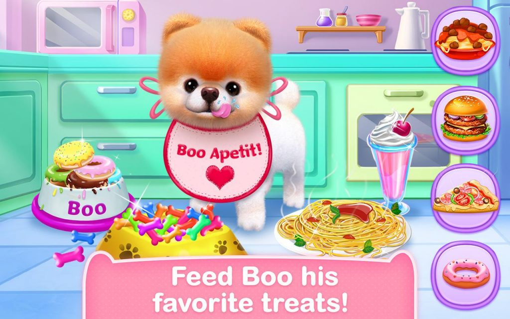 دانلود Boo - The Worlds Cutest Dog 1.7.0 بازی نگهداری از بو اندروید