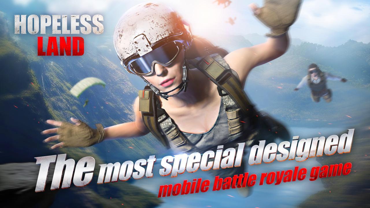 دانلود Hopeless Land: Fight for Survival 1.0 b41 - بازی مبارزه برای بقا در سرزمین ناامیدی اندروید