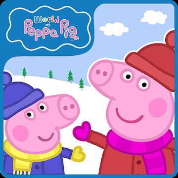 دانلود World of Peppa Pig 2.1.5 – بازی آرکید پپاپیگ اندروید