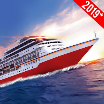 دانلود Ship Sim 2019 v1.1.4 بازی شبیه ساز کشتی ۲۰۱۹ اندروید