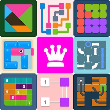 دانلود Puzzledom 7.4.97 – بازی مجموعه پازل اندروید