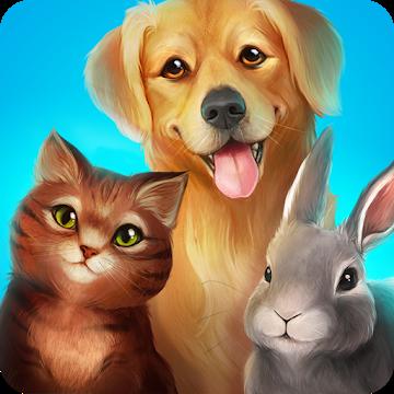 دانلود Pet World – My animal shelter 5.1 – بازی پناهگاه حیوانات اندروید