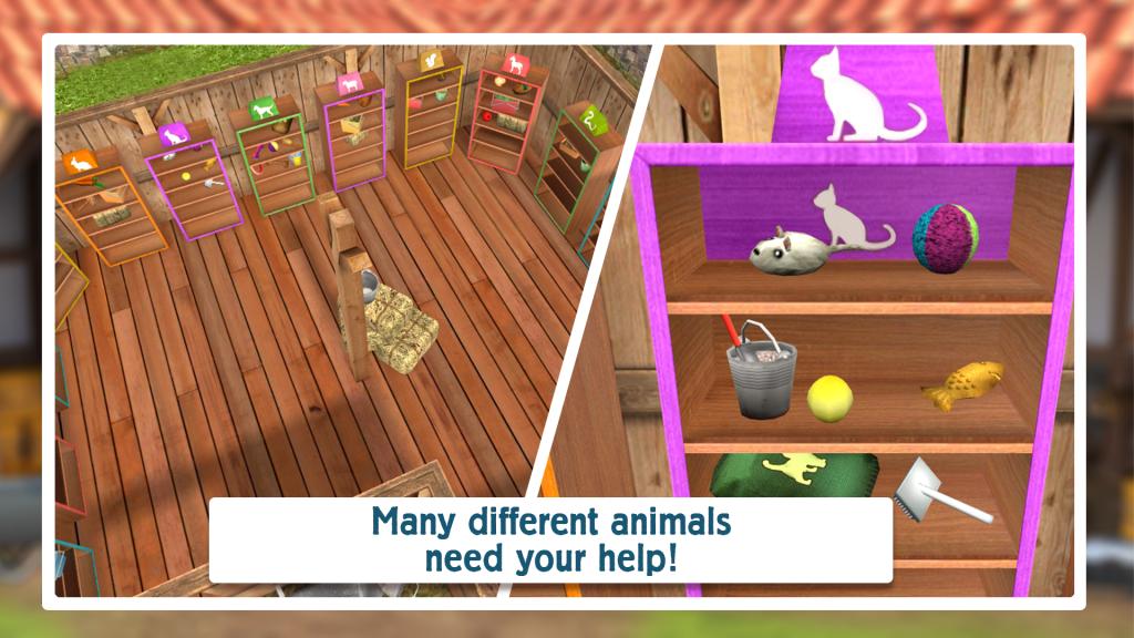 دانلود Pet World - My animal shelter 5.1 بازی پناهگاه حیوانات اندروید